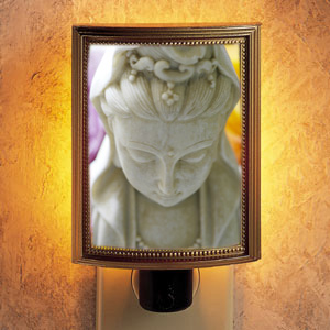 Kwan Yin Night Light