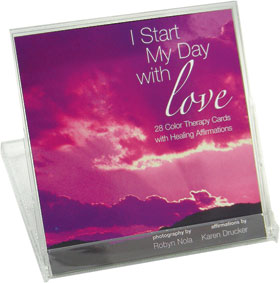 I Start My Day With Love: Positive Affirmation cards by Robyn Nola ...