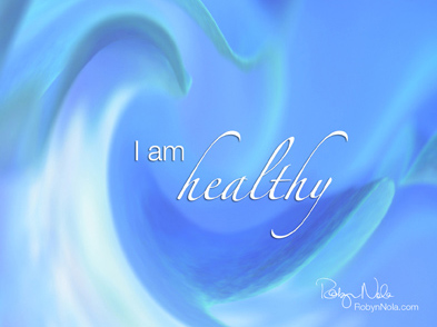 I -am-healthy-magnet