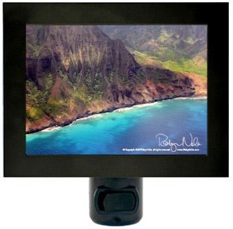 napali-coast-hawaii-nightlight