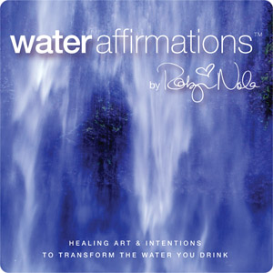 Water Affirmation Cards by Robyn Nola
