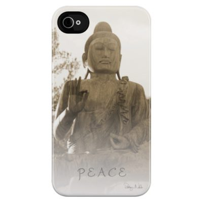 Peace-Buddha-iPhone-Case-by-Robyn-Nola