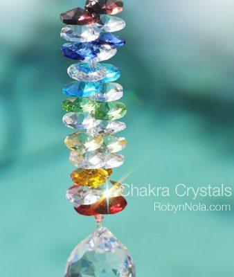 Chakra Crystal Art
