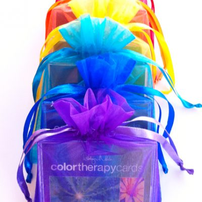Color Therapy Cards Gift Set