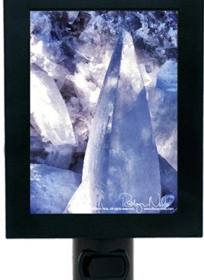 Celestite Nighlight by Robyn Nola