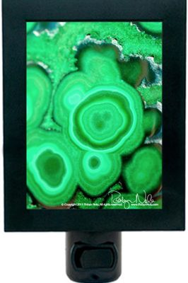 Malachite Night Light