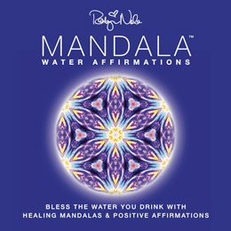 Mandala Water Affirmations by Robyn Nola
