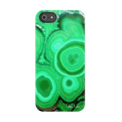 Malachite-iPhone-Case