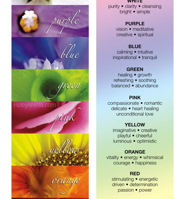 Color Therapy Bookmarks