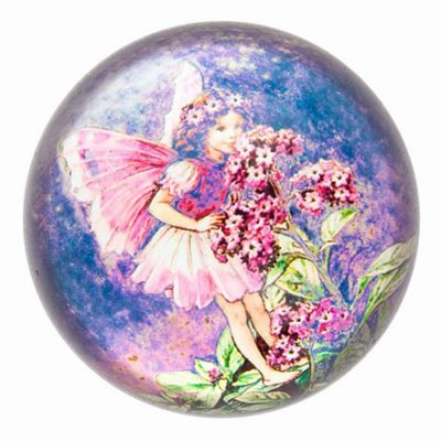 Flower Fairy Paperweight