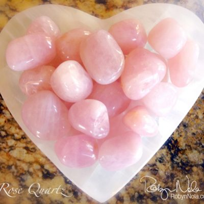 Rose Quartz Inspirational Gifts