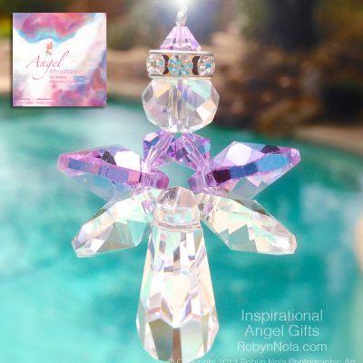 Beautiful Angel Gift Set