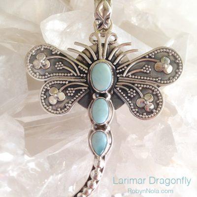Larimar Dragonfly