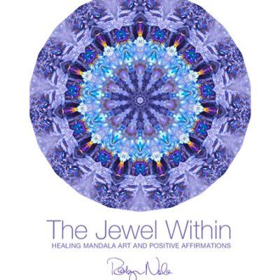 Healing Mandala Art Desk Calendar by Robyn Nola