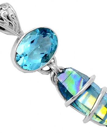 aqua aura jewelry