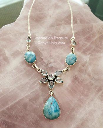 Beautiful Larimar Jewelry-Beautiful Larimar Gifts