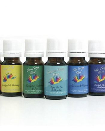 Color Therapy-Chakra Balancing Essential Oils