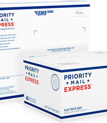 international priorty mail